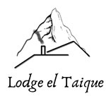 logo del lodge el taique